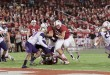 PALO ALTO, CA - OCTOBER 24:  Christian McCaffrey #5 of the Stanford Cardinal follows a blocker towards the end zone  during a PAC-12 football game against the University of Washington Huskies played on October 24, 2015 at Stanford Stadium on the campus of Stanford University in Palo Alto, California.   (Photo by David Madison/Getty Images) *** Local Caption *** Christian McCaffrey